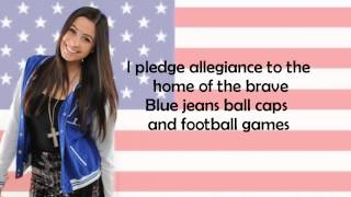 Cimorelli - Made In America (LYRIC VIDEO)