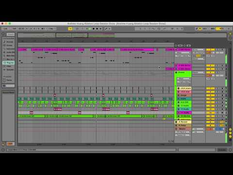 "12-Hour Sample Challenge: ""SNOW"" /w Andrew Huang & Ableton Live Mp3"