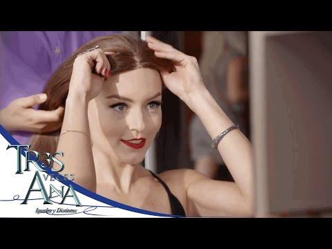 ¡Ana Leticia le copia el look de Ana Laura! | Tres veces Ana - Televisa