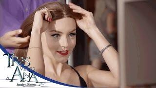 ¡Ana Leticia le copia el look de Ana Laura! | Tres veces An...