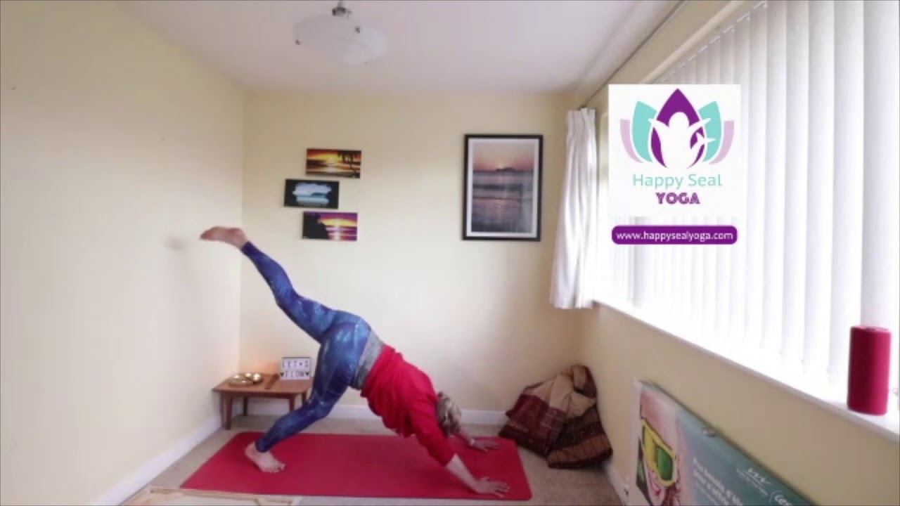 Online Yoga - a year of virtual connection and occasional mishaps
