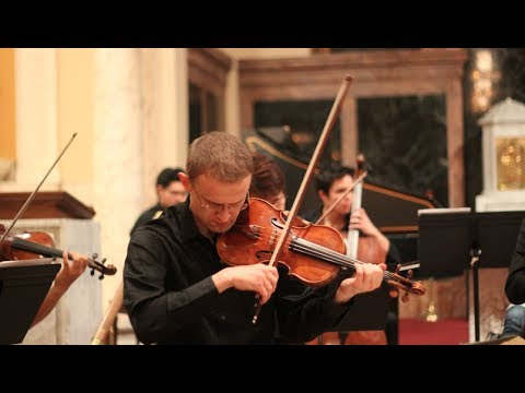 [NYCP] Bach - Violin Concerto No.1 in A minor (David Southorn, violin)