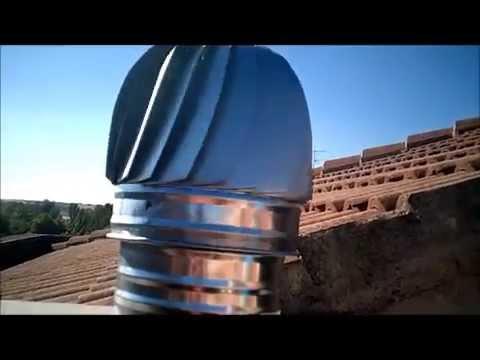Generador eolico vertical casero potente barato economico - Generador de electricidad ...