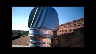 Generador eolico vertical casero potente barato economico turbina turbinas