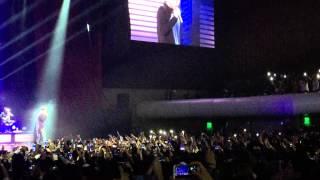 Sam Smith -Latch- Live from Mexico City. September 22, 2015