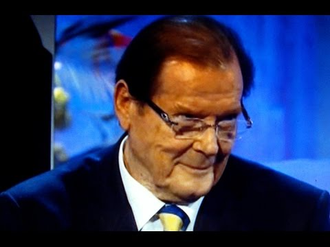Roger Moore: That Wrong Kiss With Lana Turner…