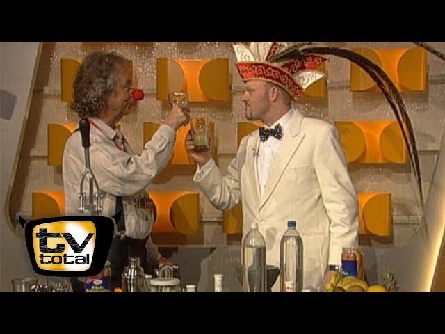 Jean Pütz gibt Katertipps - TV total