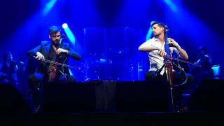 Titanic by 2cellos at Osaka Japan on May 11
