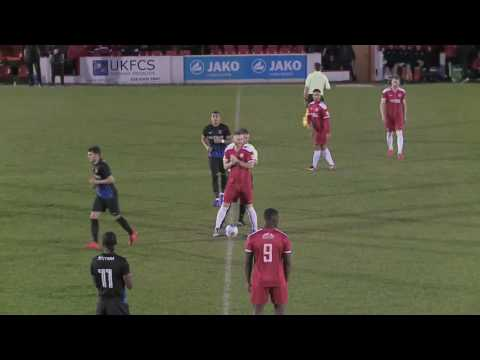 Copy of Welling United vs Charlton Athletic - Kent Reliance Senior Cup semi final
