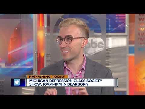 MI Depression Glass Society Show