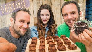 Healthy Chocolate Brownie Recipe | Melanie Murphy & The Happy Pear
