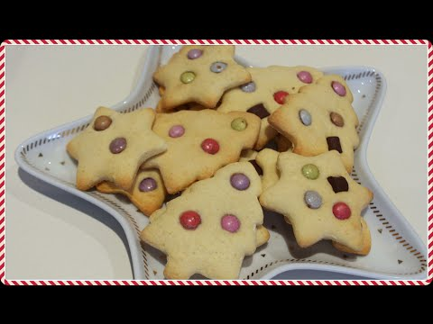 ♡-recette-:-cookies-de-noël