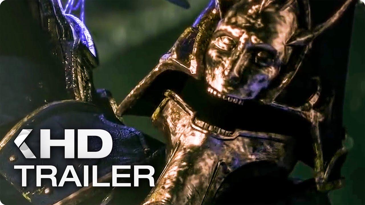 BABYLON'S FALL Trailer (E3 2018)
