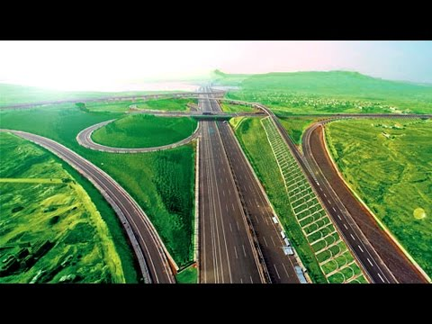China's Super Highway: MEGAPROJECTS (Part 6)