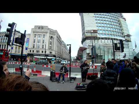 IMATOURIST 03 : London Street Music tottenham court road