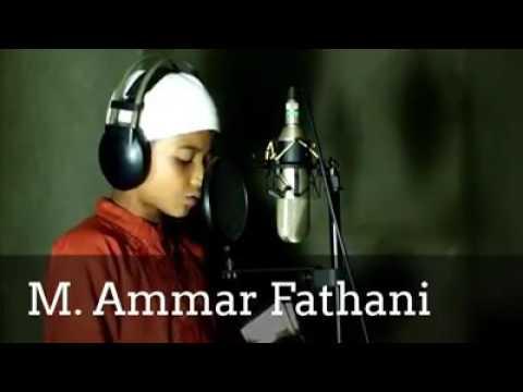 Masya Allah Suara Merdu M  Ammar Fathani Anak Aceh Besar