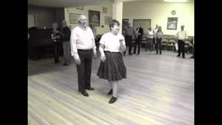 Dip, Maneuver, Turn, Bob Riggs Round Dance