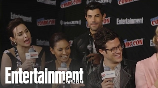 Stitchers: Will Kirsten And Cameron Finally Get Together? | Entertainment Weekly