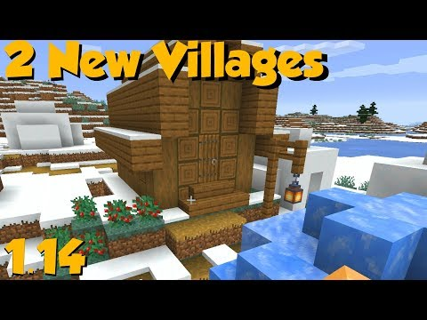 Minecraft Just Added 2 New Village Types, But REMOVED One Too