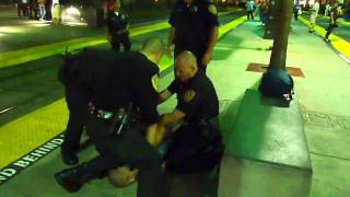 San Diego Trolley Police Prohibit Photography Of Brutality
