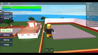roblox dbx tournament pt 2
