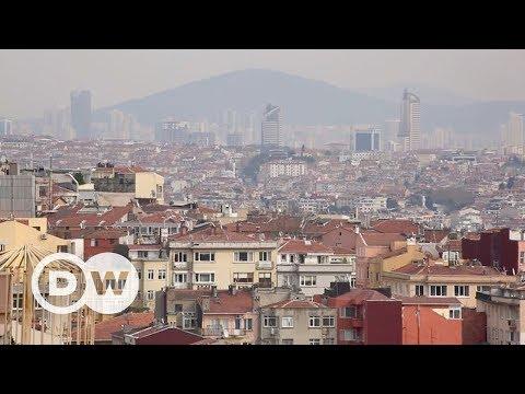 """İstanbul'da Deprem Toplanma Alanları """"depreme Hazır Değil"""" - DW Türkçe"""