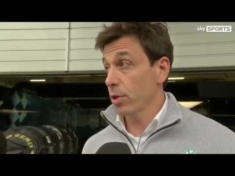 F1 2016 Austrian GP - Toto Wolff Slams Brainless Incident Between Nico Rosberg and Lewis Hamilton