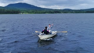 Ein Boot, zwei Idioten!