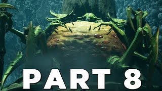 DARKSIDERS 3 Walkthrough Gameplay Part 8 - SLOTH BOSS (Darksiders III)
