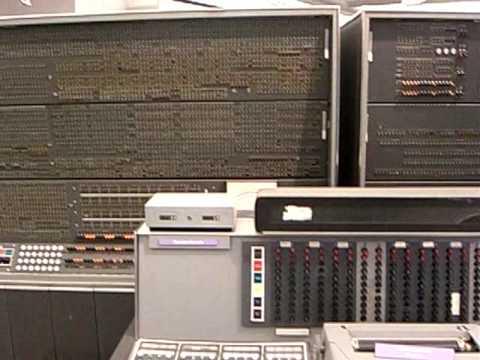 IBM 7030 - IBM first supercomp...