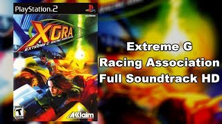 XGRA: Extreme-G Racing Association - Full Soundtrack HD