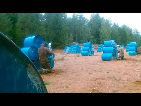 Delta Force Paintball Sweden