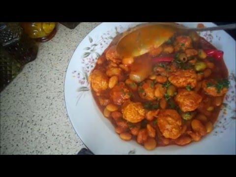 Loubia variante cuisine tunisienne - Youtube cuisine tunisienne ...