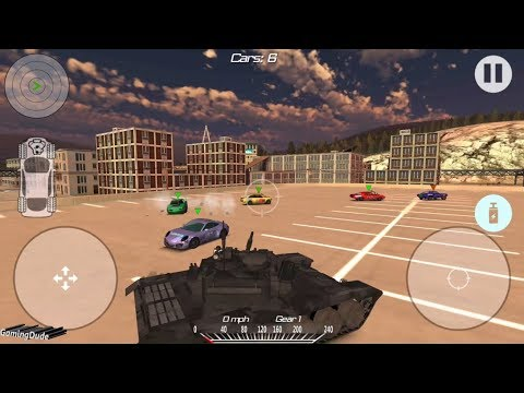 Demolition Derby 2 Update - TANK New Vehicle Unlocked | Unlimited Coins | Game For Kids FHD