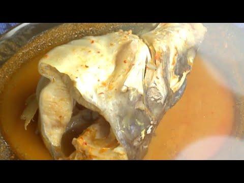 Mencicipi Gulai Asam Ikan Baung Khas Medan Youtube
