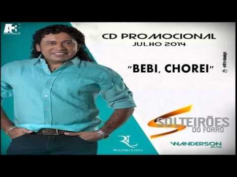 BEBI CHOREI - SOLTEIROES DO FORRO (OFICIAL)