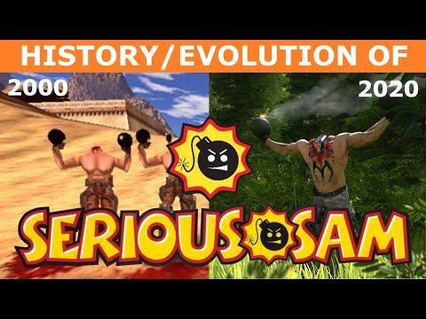 Evolution Of Serious Sam (2000-2020)