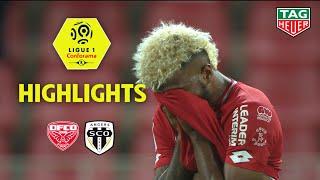 Dijon FCO - Angers SCO ( 1-3 ) - Highlights - (DFCO - SCO) / 2018-19