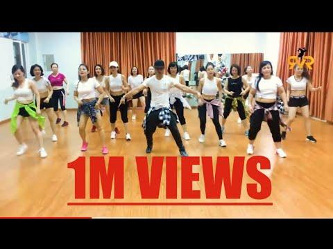 🤘🕶 Daddy Yankee - Dura 🤘🕶 (Zumba Video ) ZUMBA WORKOUT | ZUMBA DANCE | EASY STEPS |