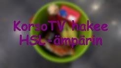 KorsoTV hakee HSL-ämpärin