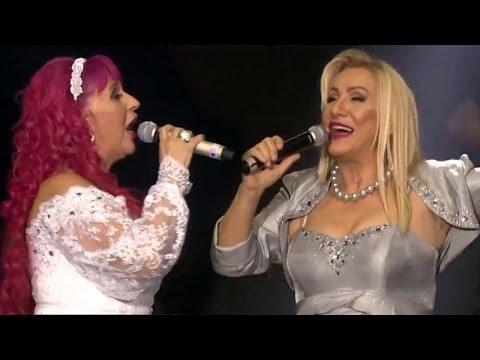 Vesna Zmijanac & Zorica Brunclik - Idem Preko Zemlje Srbije / Nevera Moja (live) - (BG Arena 2014)