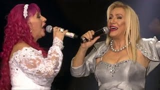 Download Vesna Zmijanac & Zorica Brunclik - Idem preko zemlje Srbije / Nevera moja (live) - (BG Arena 2014) Mp3