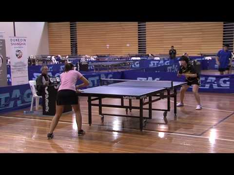 Otago Open Table Tennis Champs 2015