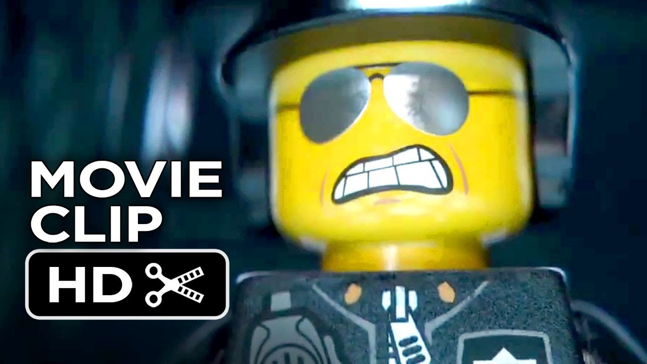 The Lego Movie CLIP - Good Cop (2014) - Liam Neeson, Chris