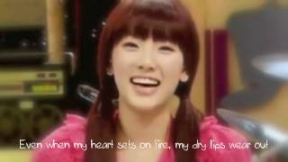【太妍】少女時代SNSD - It's you TaeYeon (Happy 23rd Birthday) (Fanmade) (110309)