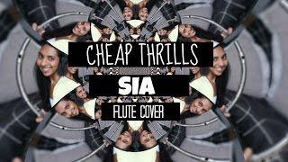 Cheap Thrills - SIA Flute Cover