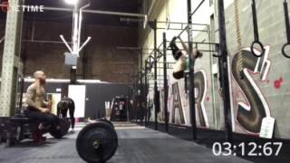 Krys Kaminski Granite Games Qualifier WOD 3