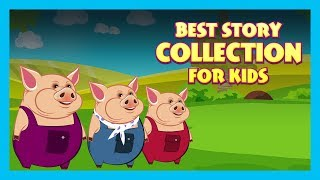 Best Story Collection For Kids | Short Story for Children in English | Bedtime Stories In English