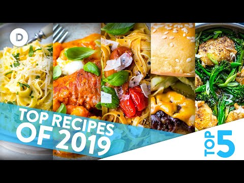 Donal Skehan's TOP 5 Recipes Of 2019!