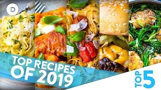 Donal Skehan's TOP 5 Recipes of 2019!